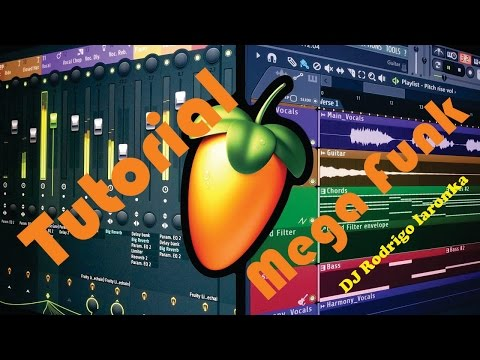Tutorial Produção Mega Funk Fl Studio 12