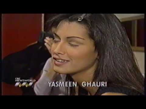 Yasmeen Ghauri 1993