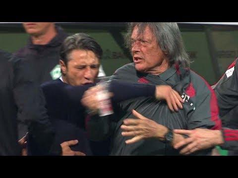 Warum hielt Kovac den Bayern-Arzt zurück ?!
