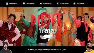 DILJIT FRENZY (feat. Diljit Dosanjh & Major Lazer)  |  DJ FRENZY  |  OFFICIAL VIDEO