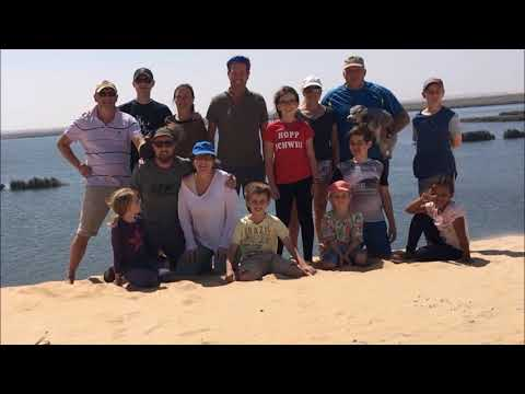 Yellow (Asfar) Lake Camping Saudi Arabia March 2018