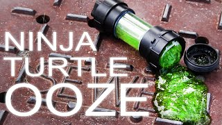 Repeat youtube video How to Make Slime (Ninja Turtle Ooze)