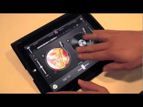 Exclusive Look at djay for iPad - MacRumors.com