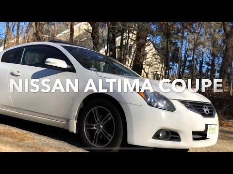2012 Nissan Altima Coupe 2.5L - Car Review