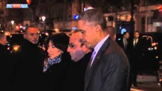 أوباما يكرم ضحايا باتاكلان
