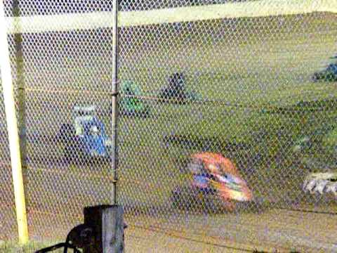 A Main at 105 Speedway