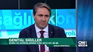 Genital Siğil Nedir ve Tedavisi - CNN Türk Sağlık Kontrolü