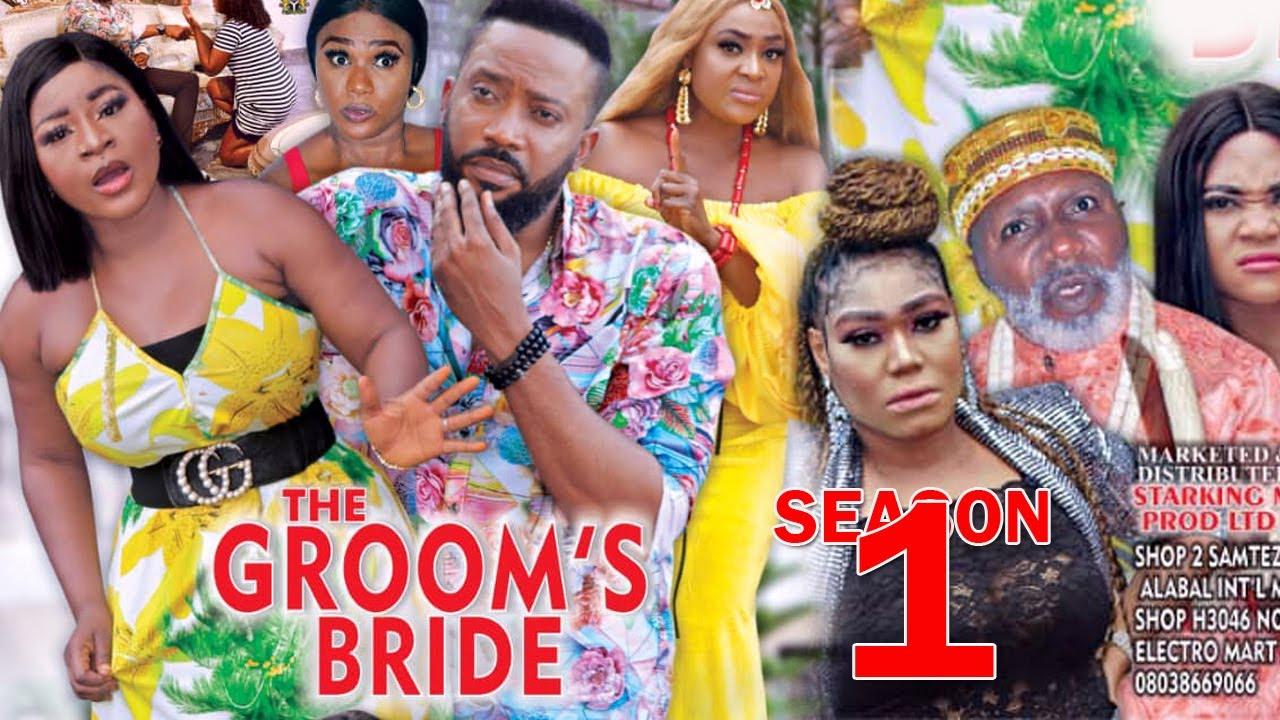 Download THE GROOMS BRIDE SEASON 1 - Fredrick Leonard New Movie 2021 Latest Nigerian Nollywood Movie