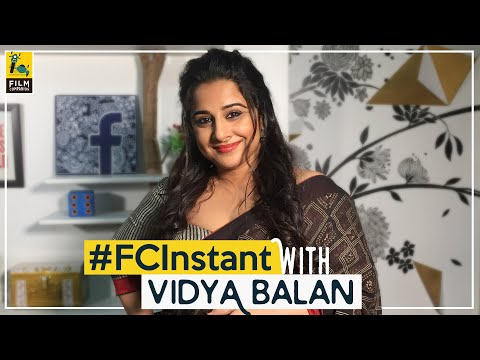 Vidya Balan Interview On FC Instant | Tumhari Sulu