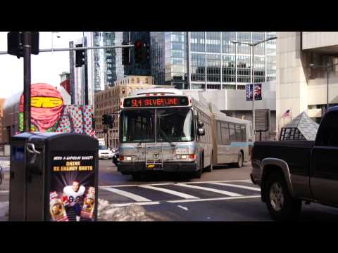 Massachusetts Bay Transportation Authority : Chinatown & South Station Bus Action