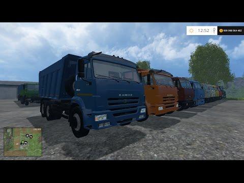 Моды для Farming Simulator 2015 2017