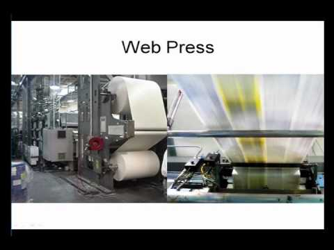Four Color Printing Process Explained