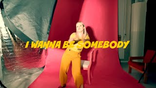 annsofi & me - I Wanna Be Somebody | Official Lyric Video