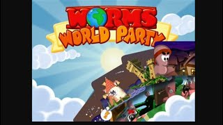 Let's Play Worms World Party Pt.1: Everybody's Invited!