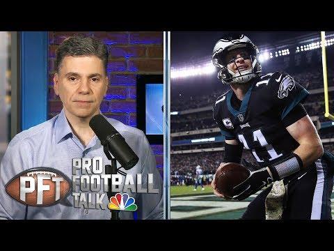 Eagles' Carson Wentz needs to prove himself in 2019 | Pro Football Talk | NBC Sports