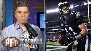 Eagles' Carson Wentz needs to prove himself in 2019 | Pro Football Talk | NBC Sports