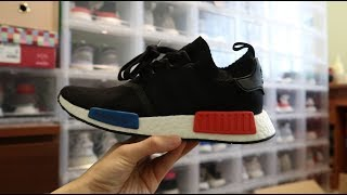 scaricare unboxing revisione adidas nmd r1 og video dcyoutube