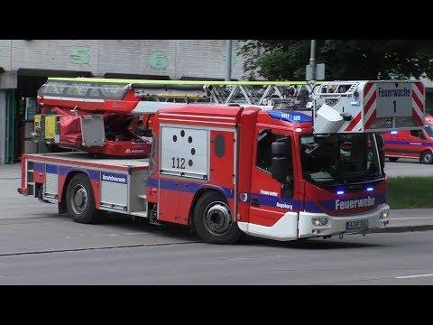 Löschzug Berufsfeuerwehr Augsburg FW 1