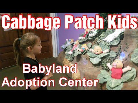 Cabbage Patch Kids Babyland
