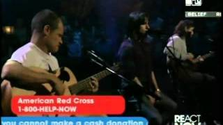 Red Hot Chili Peppers - Under The Bridge (Acoustic)