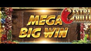 EXTRA CHILLI mit Gambling! - MEGA BIG WIN! - Big Time Gaming