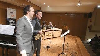 Dmitri Shostakovich: Jazz Suite, Waltz No. 2 – David Hernando Vitores & Sandro' Bakhuashvili.