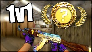 So I Started a 1v1 CS:GO Tournament WITH SUBS! (BEST MOMENTS PT 1)
