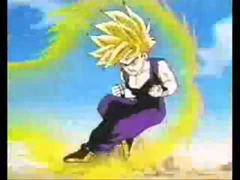 Dragon Ball Z   Gohan vs  Cell   Linkin Park, Numb FullSongs net