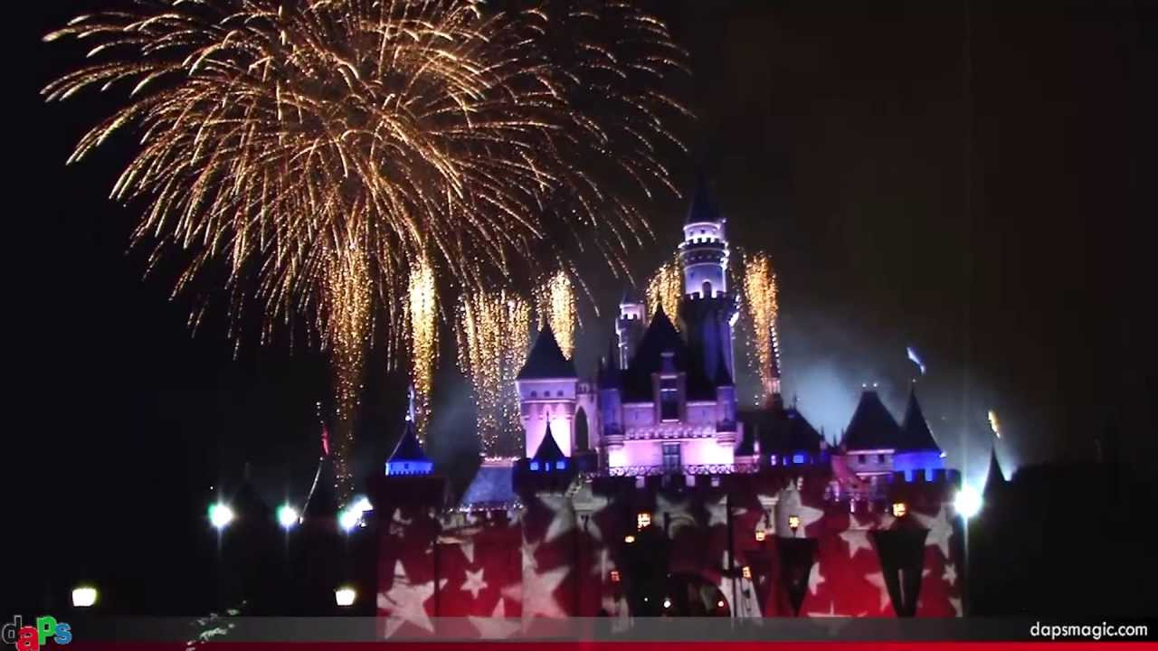 Disney 39 s celebrate america a fourth of july concert in for Why is 4th of july celebrated