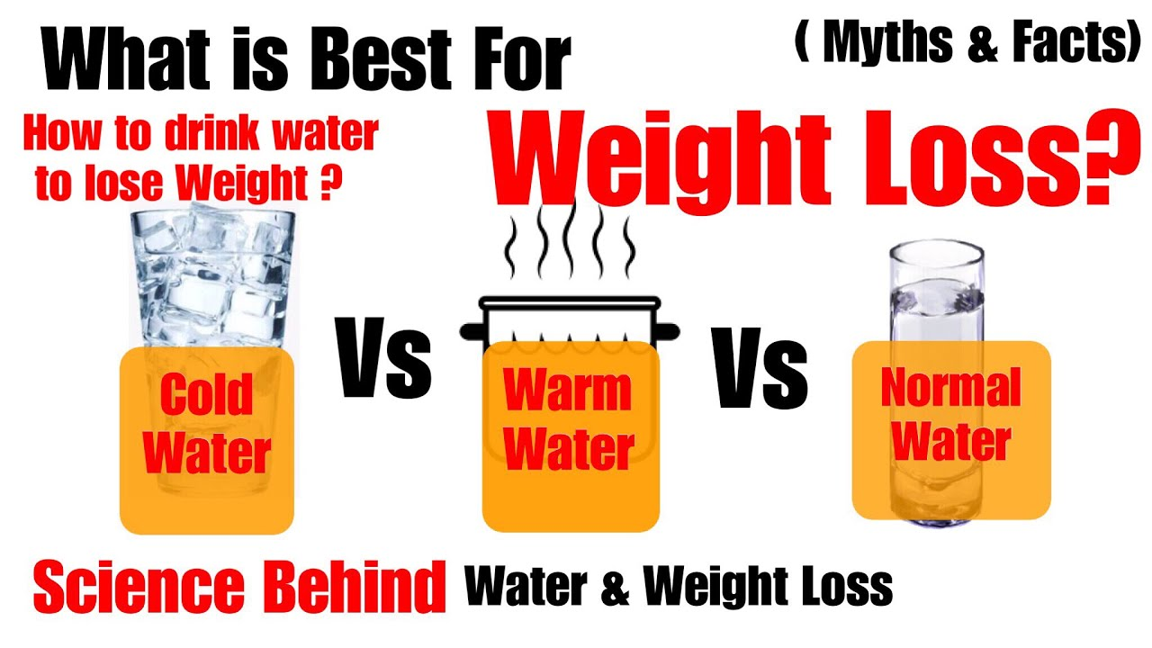 Coldwater weight loss