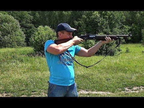 Бекас Авто (ВПО 201М) стрельба пулей с 535 ствола.