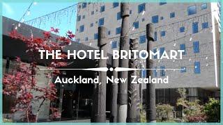 Celestielle #387 The Hotel Britomart, Auckland, New Zealand