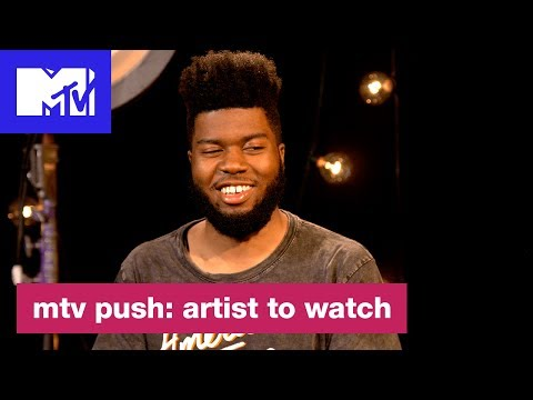 Khalid on Songwriting & the Success of 'Location' | Push: Artist to Watch | MTV