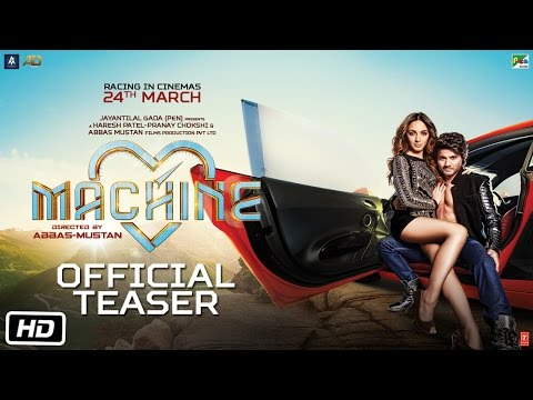 Machine | Official Teaser | Mustafa |...