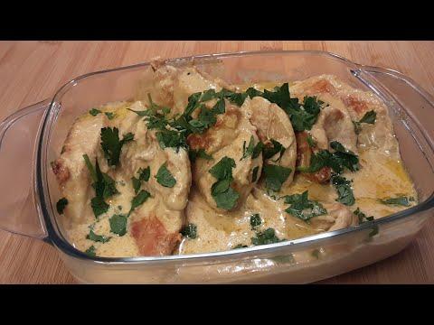 cuire-du-poulet-pour-la-table-de-fête-n'est-pas-cher-!-recette-simple-rapide-#-147
