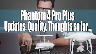 DJI Phantom 4 Pro Plus DO THIS FIRST - Firmware Update