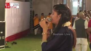 Jab se dekha tumhe jane kya ho gya ।। Namrata karwa live At PALI ।। superhit khatu shyam bhajan ।।