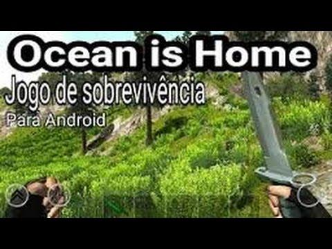 """OCEAN IS HOME """"NOVA SERIE DO CANAL"""" (lê a descrição)"""