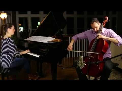 Elastic Heart Cover - Sia (Cello/Piano) - Brooklyn Duo
