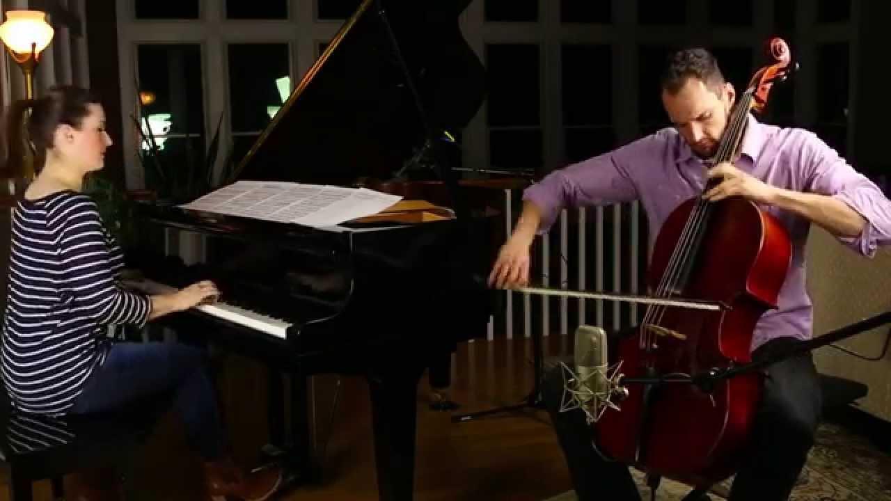 Elastic Heart Cover - Sia (Cello/Piano) - Brooklyn Duo