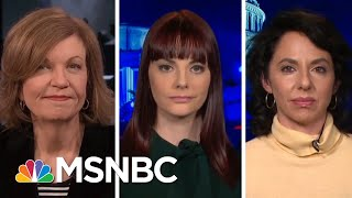 Trump May Not Get The Impeachment Defense He Wants From Senate Republicans | The 11th Hour | MSNBC