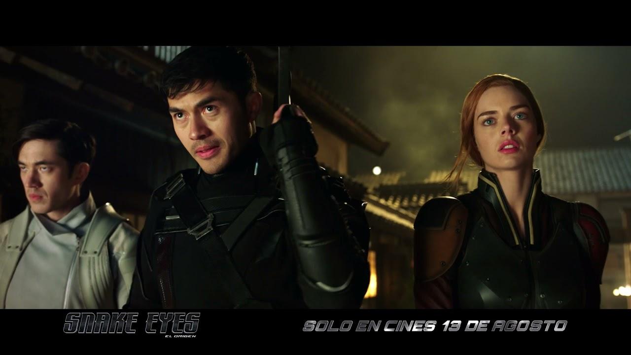 Snake Eyes: El origen   Spot Rise   Paramount Pictures Spain