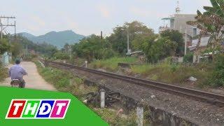 Tai nạn giao thông đường sắt khiến một người tử vong | THDT
