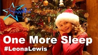 Leona Lewis - One More Sleep - cover Sapphire 10 years old as seen on X Factor