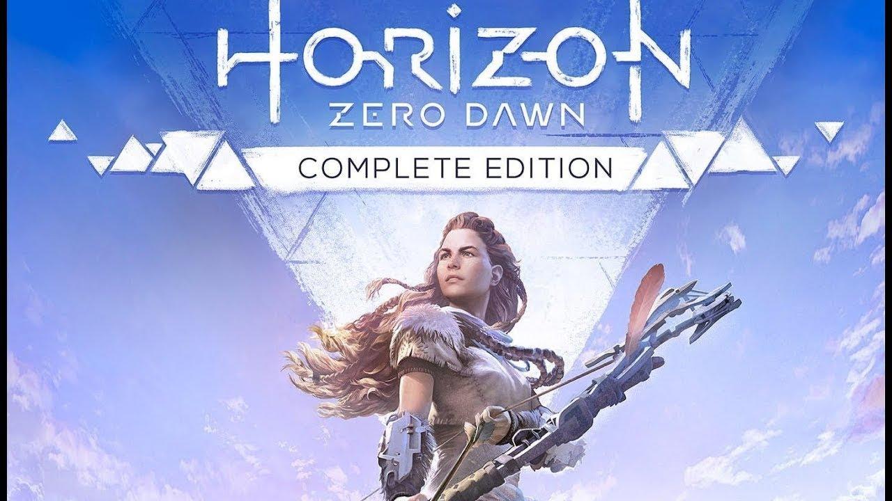 Sony Game Developer Horizon Zero Dawn