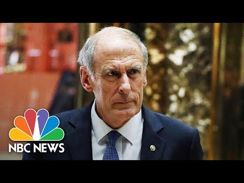 Director Of National Intelligence Dan Coats At The Aspen Security Forum | NBC News