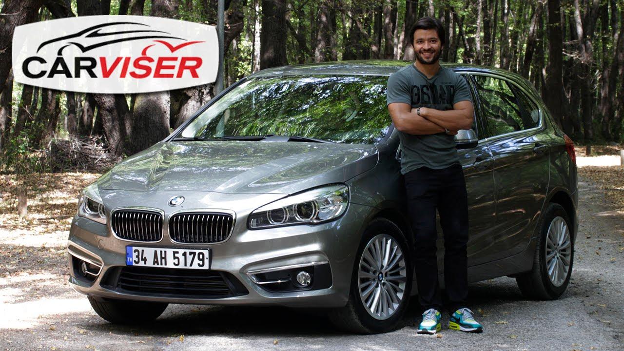BMW 2 Serisi Active Tourer Test Sürüşü - Review (English subtitled)