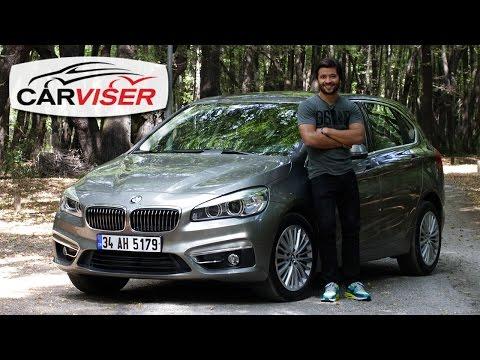 BMW 2 Serisi Active Tourer Test Sr Review English subtitled