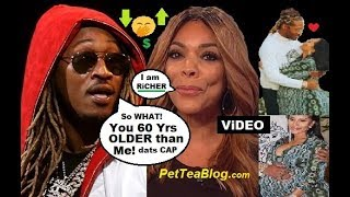 Future Claps Back at Wendy Dissing his Baby Mama Situation finds out She RiCHER than him ????