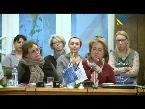 Talk to Irina Yasina (Media and Society, Golitsyno, 10-13 December 2014)